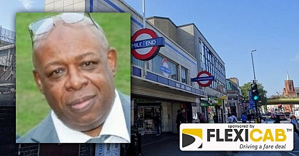 CORONAVIRUS STRATFORD TAXI DRIVER DIES AFTER BEING SPAT AT