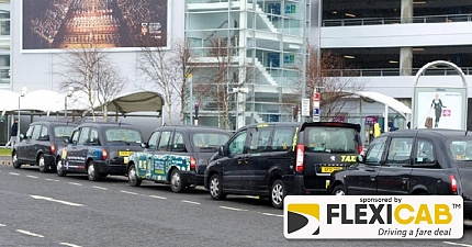 EDINBURGH AIRPORT BOSSES DEPLOY CAMERAS TO CATCH ROGUE TAXI DRIVERS