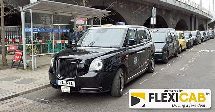NOTTINGHAM TO BE FIRST PLACE TO TRIAL WIRELESS TAXI CHARGING