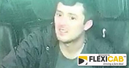 POLICE WANT TO SPEAK TO MAN AFTER TAXI DRIVER RACIALLY ABUSED IN PLYMOUTH