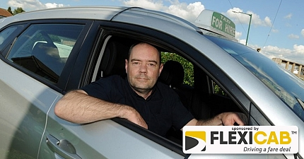 TAXI DRIVER SAYS HE CANT DO HIS JOB PROPERLY AFTER RIDICULOUS PARKING TARIFF CHANGE AT EAST MIDLANDS