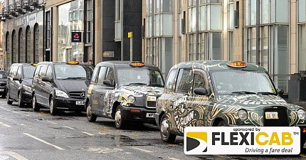 TAXI DRIVERS BEING MADE TO CHOOSE BETWEEN TEST FEES AND FEEDING FAMILIES