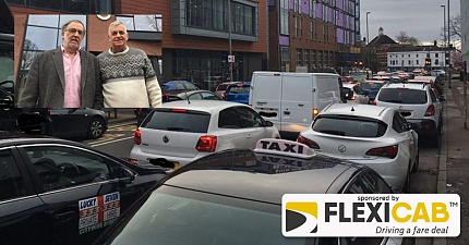 TAXI DRIVERS WARN OF MORE STRIKES IN COUNCIL LICENSING ROW