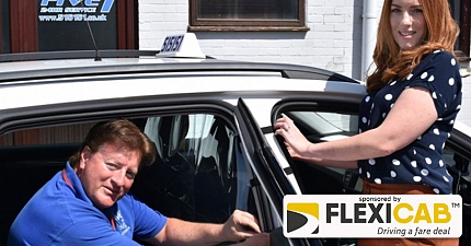 TAXI FLEETS SAFETY PRECAUTIONS UNVEILED