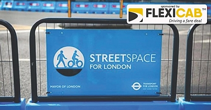 TAXI TRADE ORGANISATIONS JOIN IN JUDICIAL REVIEW OF STREETSPACE FOR LONDON