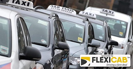 TOUGH TESTS FOR TAXI DRIVERS HITTING HOME