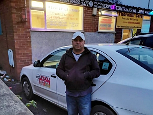DEWSBURY TAXI DRIVERS ROBBED IN SPREE OF TERRIFYING KNIFE ATTACKS