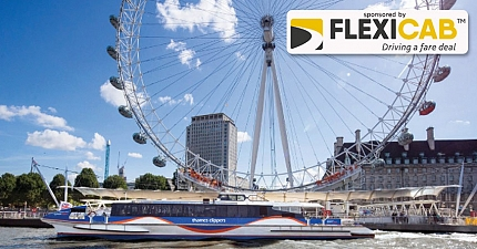 LONDON GETS WORLDS FIRST UBER COMMUTER BOAT SERVICE THIS SUMMER