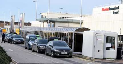 ABERDEEN AIRPORT URGES TAXI ZONE RETHINK OVER SECURITY FEARS