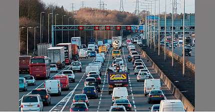 MEASURES TO BOOST SAFETY ON ALL LANE RUNNING MOTORWAYS ACCELERATED