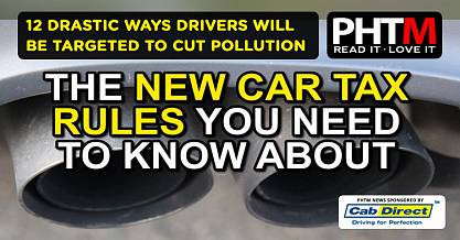 12 DRASTIC WAYS DRIVERS IN CANTERBURY WILL BE TARGETED TO CUT POLLUTION