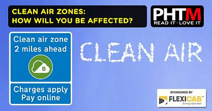 CLEAN AIR ZONES HOW WILL YOU BE AFFECTED