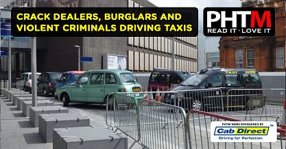 CRACK DEALERS BURGLARS AND VIOLENT CRIMINALS DRIVING TAXIS