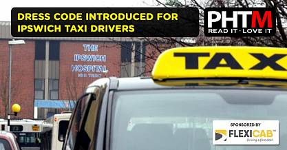 DRESS CODE INTRODUCED FOR IPSWICH TAXI DRIVERS HERES WHAT THEY CAN AND CANT WEAR