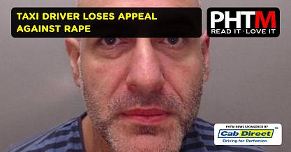 FLINT TAXI DRIVER LOSES APPEAL AGAINST CHESTER RAPE