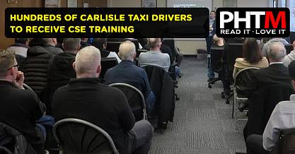 HUNDREDS OF CARLISLE TAXI DRIVERS TO RECEIVE CSE TRAINING