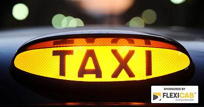 SURREY TAXI DRIVER ROBBED ON CHRISTMAS DAY